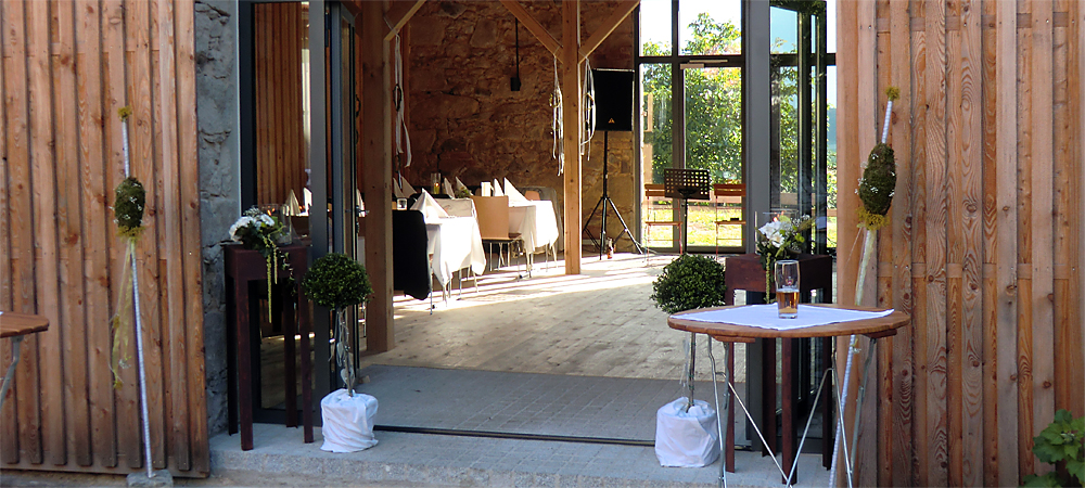 Wirtshaus Lederer Und Lederer Scheune 92723 Tannesberg